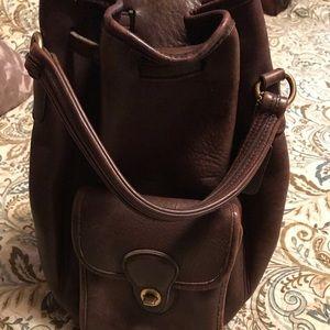 Coach Vintage Rucksack Backpack